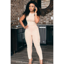 PEARL BARLY JUMPSUIT