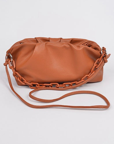 Didi Shoulder Strap Leather Body Bag