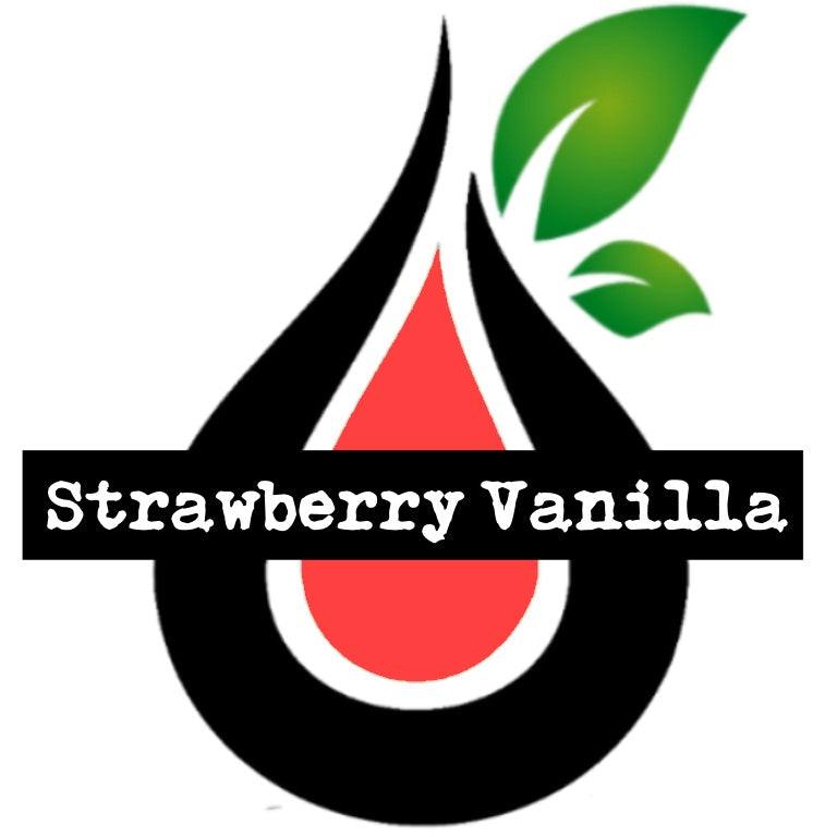 strawberry vanilla pulling oil with charcoal and xylitol