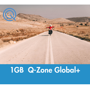 Biking Borders Q-Access 1GB Global+