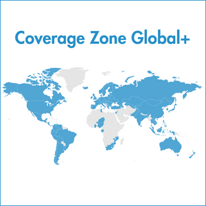 Q-Travel incl. 250 MB data for Zone Global+