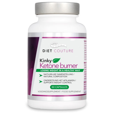 NEW: Kinky Ketone Burner