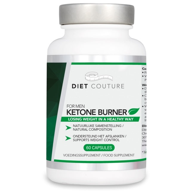 NEW: Ketone Burner for men - health box