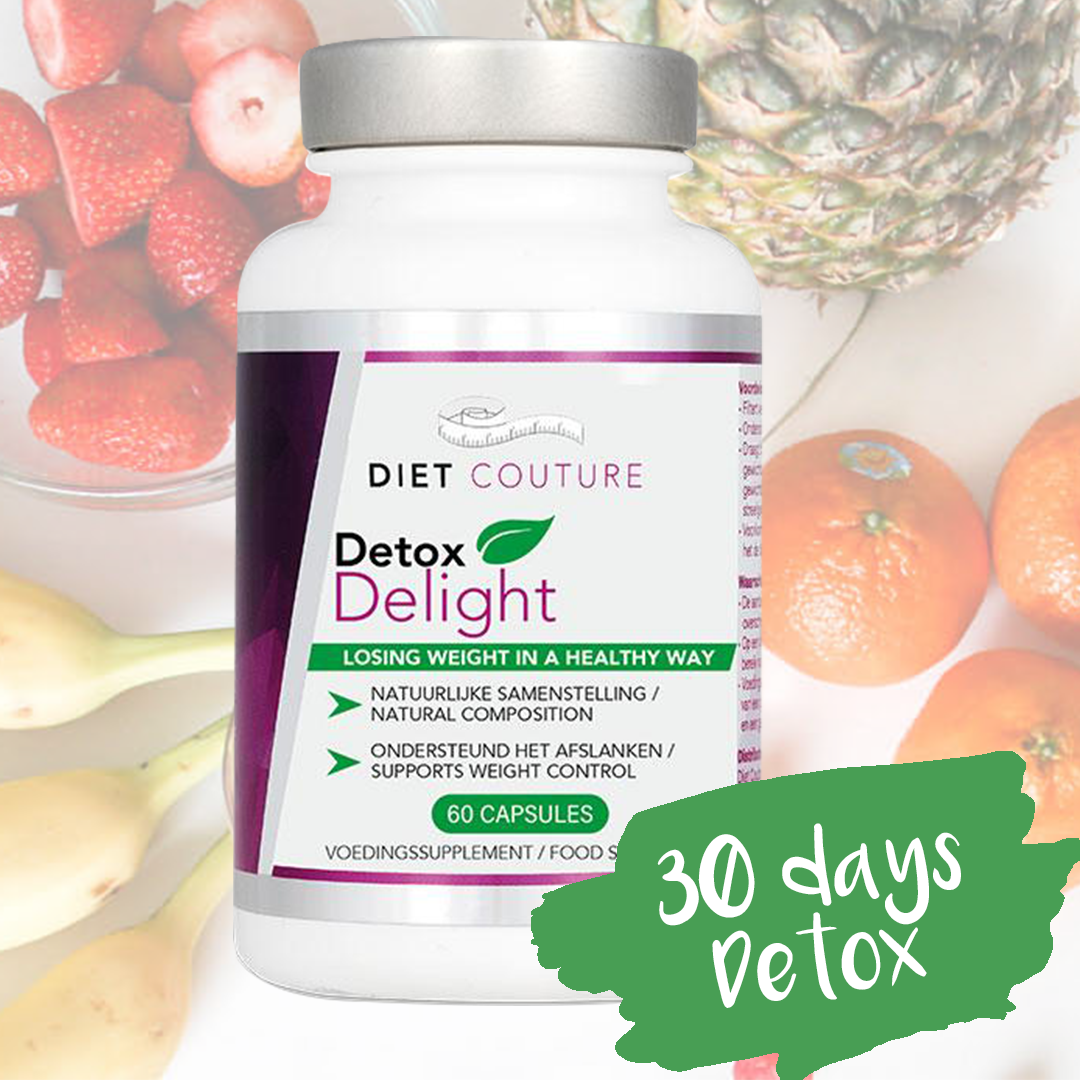 Detox Delight - health box