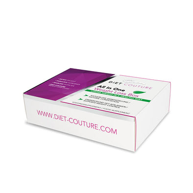 Diet Couture  All-In-One  Box