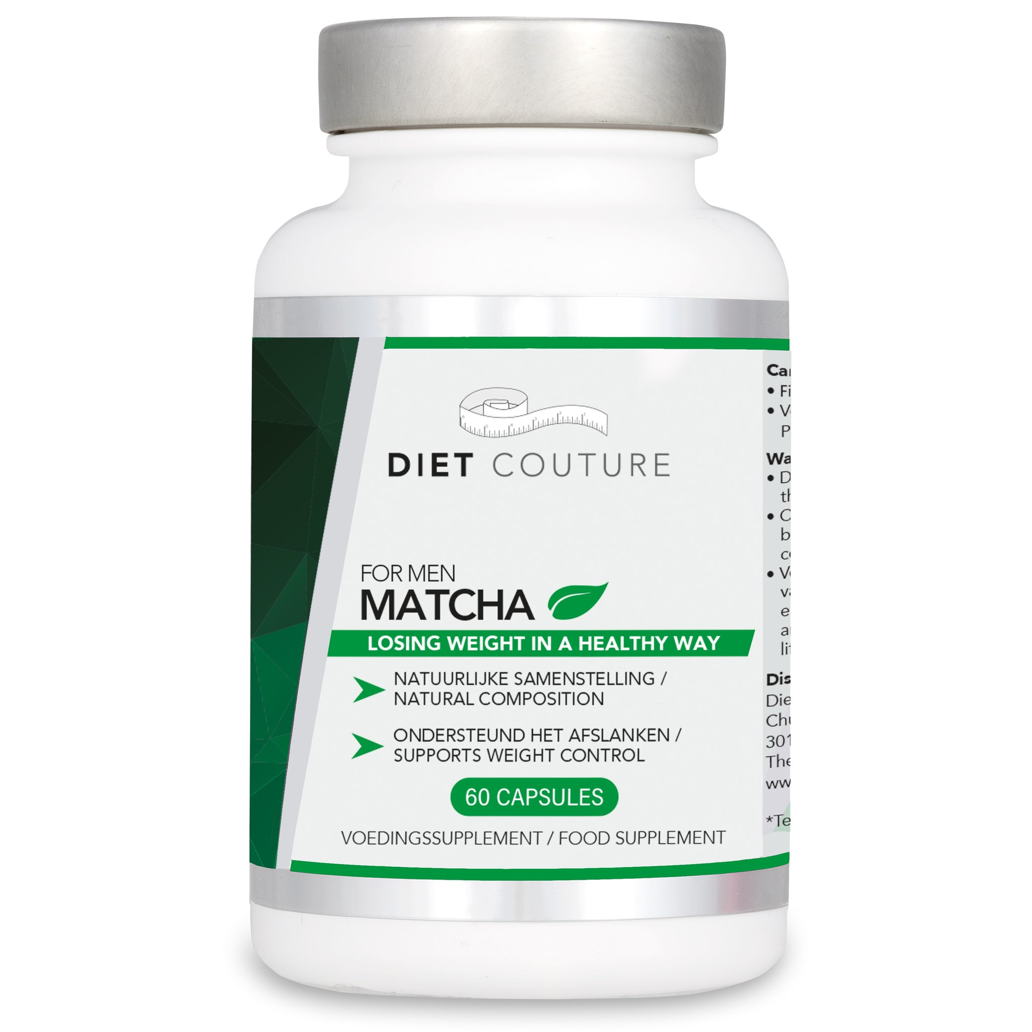 NEW: Matcha for men