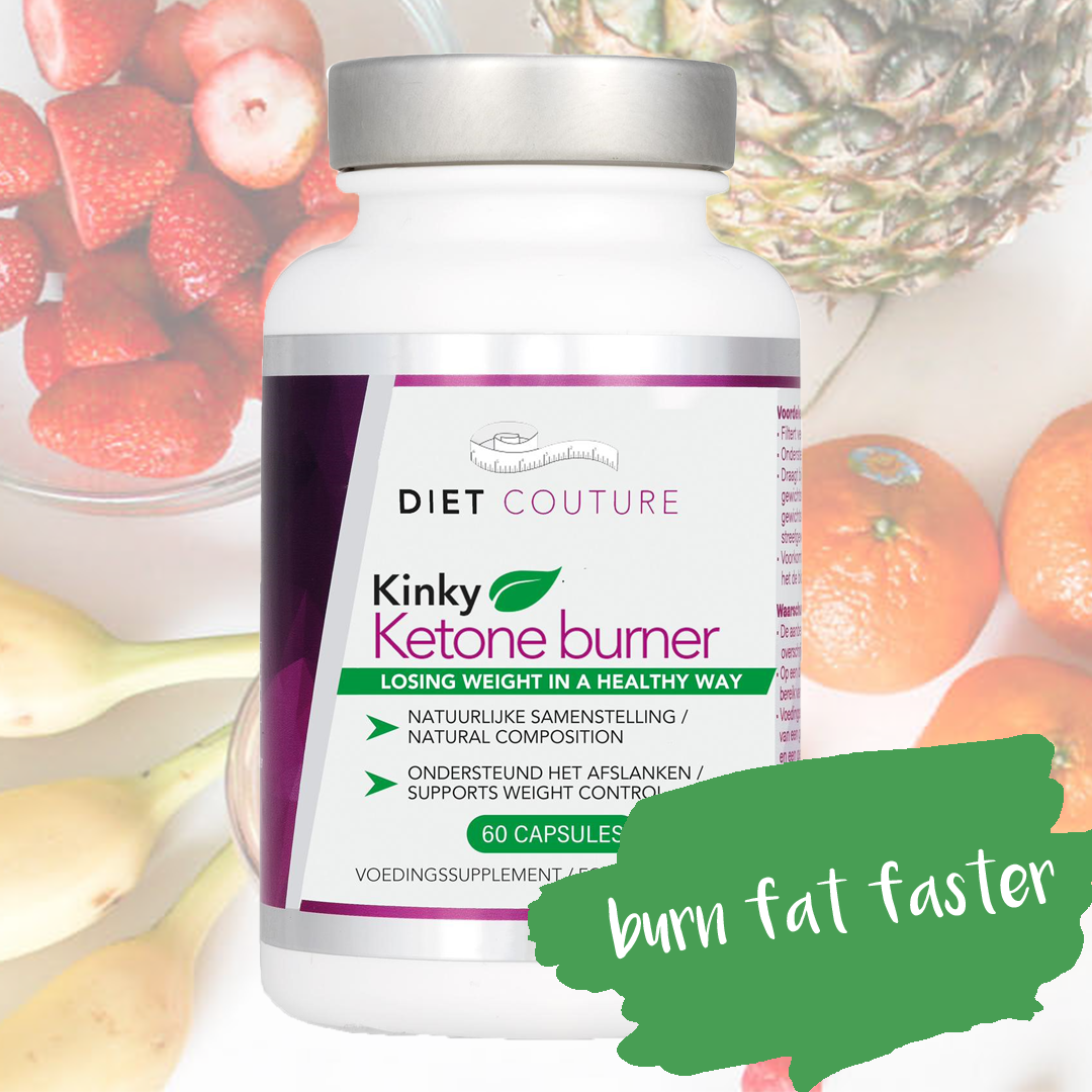 NEW: Kinky Ketone Burner - health box
