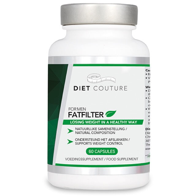 Fatfilter for men - health box