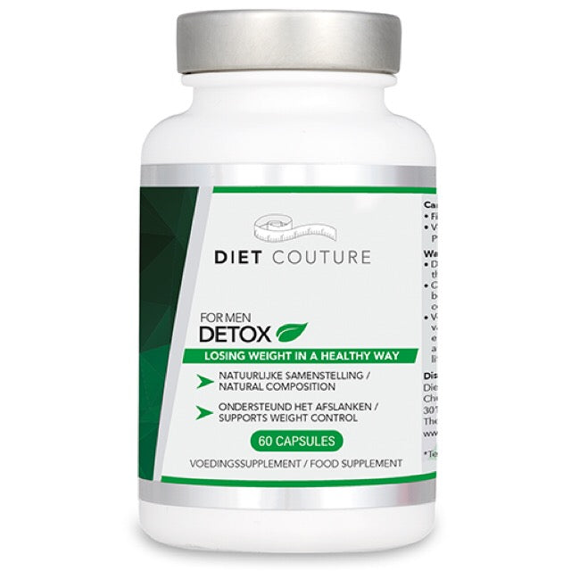 Detox for men - health box