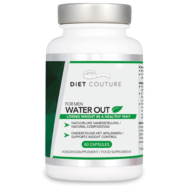 Water Out for men - health box