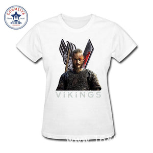 Sons of Odin Vikings Cotton T-Shirt