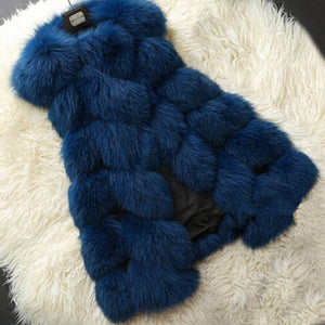 Luxury Fur Vest