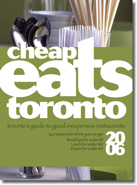CheapEats Toronto