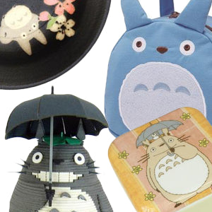 Collection Totoro