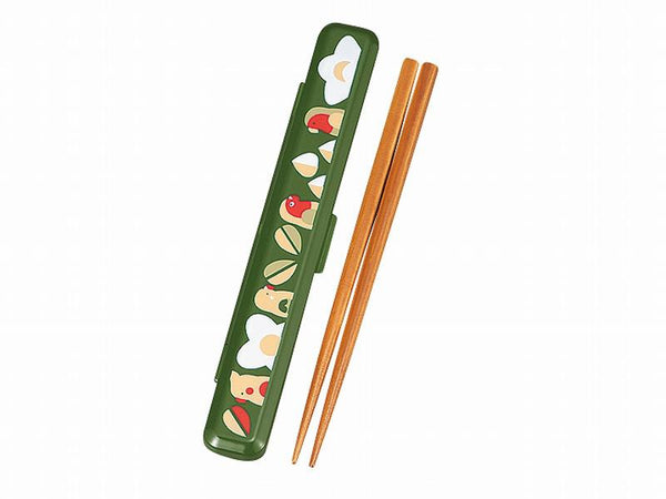 Kotoritachi Forest Chopsticks Set | Green