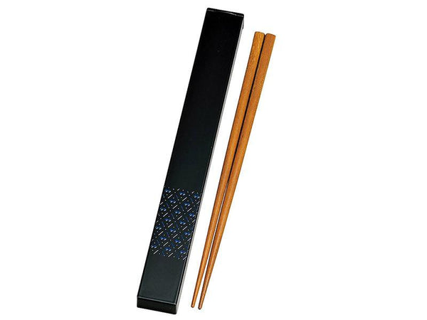 Hisago Chopsticks Set | Navy Blue