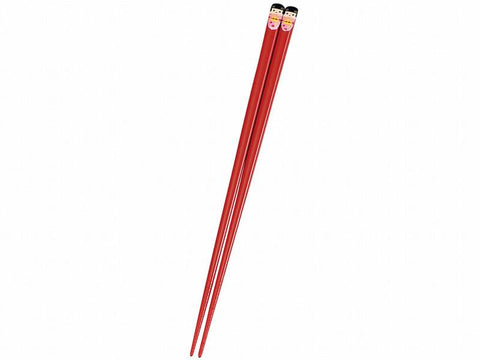 Kokeshi Chopsticks | Maihime Red