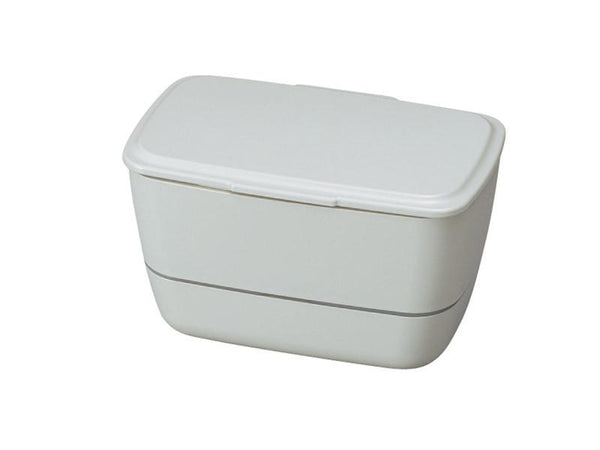 Cool-Bento 2-stack Lunch Box | Moon Grey