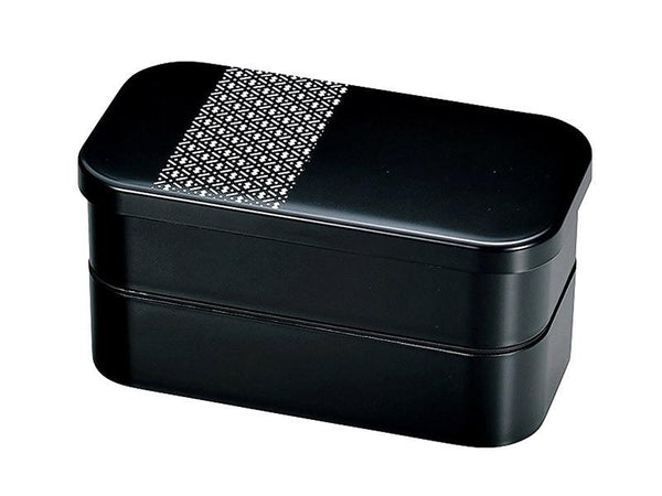 Hisago 2-stack Bento Box | White