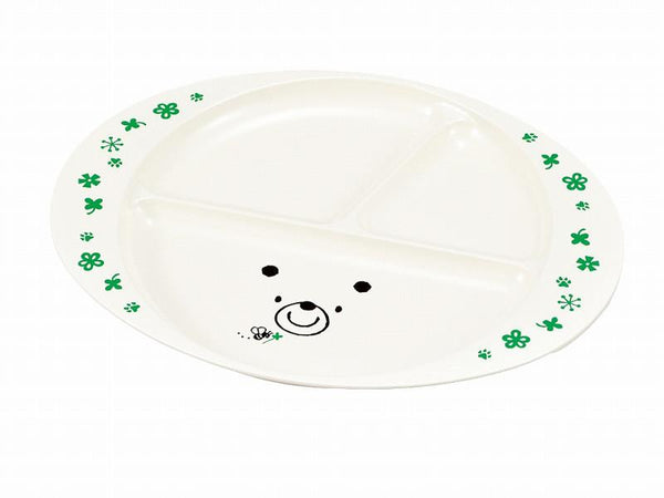 Tomodachi Kids Plate | Bear