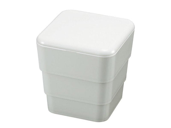 Cool Bento 3-stack Lunch Box | Moon Grey