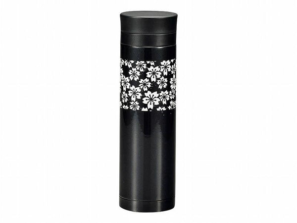 Sakura Ko Stainless Bottle | White