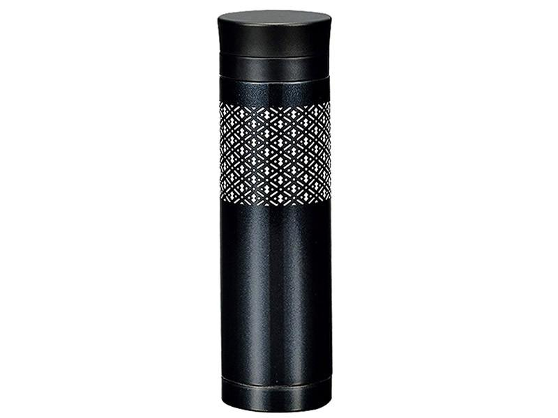 Hisago Stainless Bottle | White par  Hakoya - Bento&co - La boutique spécialiste du Bento, en direct de Kyoto