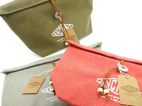 Sac Bento Ancient & Chic | Rouge