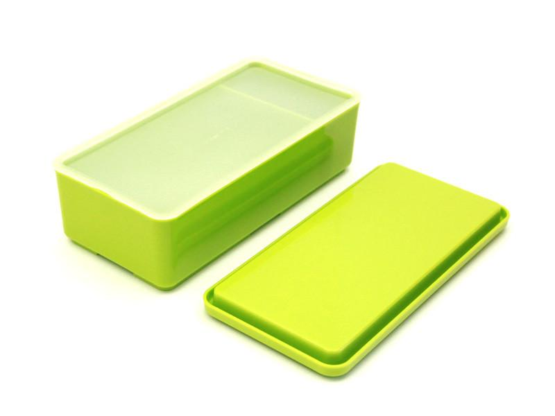GEL-COOL square Single asparagus green