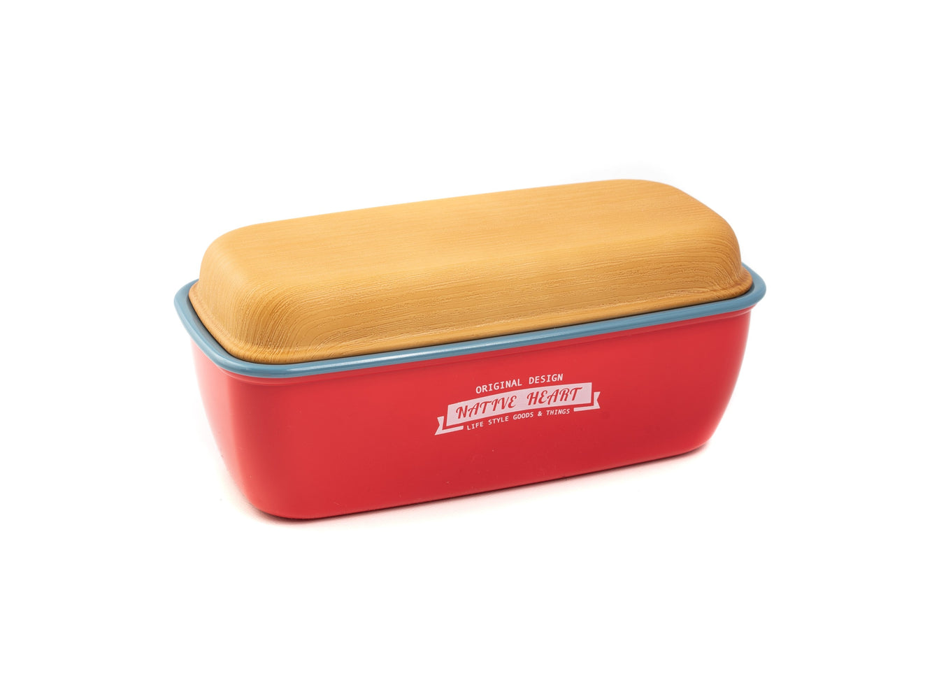 Native Heart Original Lunch Box | Rouge