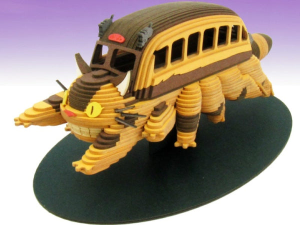 Miniatuart | Mon voisin Totoro : Le Chat bus