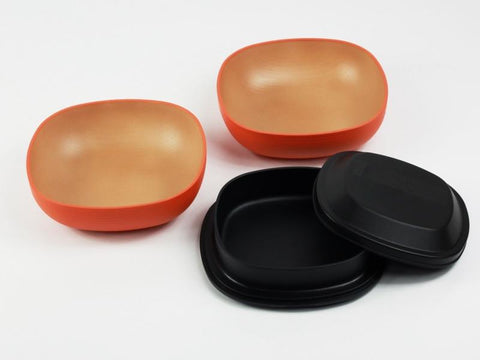 Samon Lunch Bowl | Orange