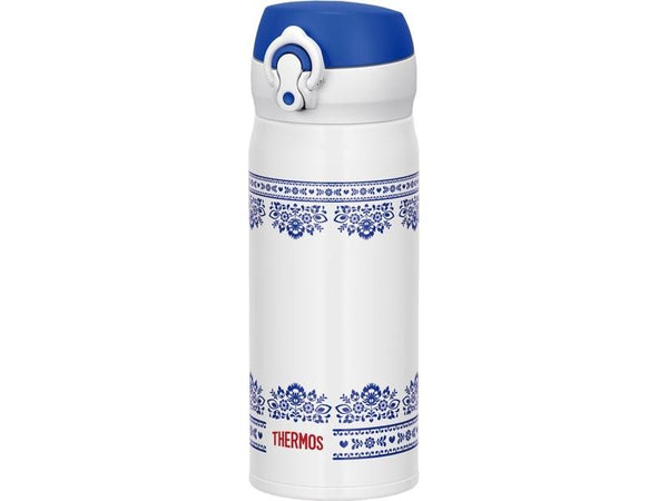 Bouteille Thermos 400 ml Edition Limitée blue white