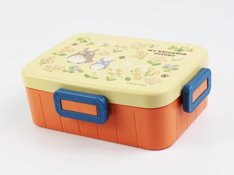 Bento Totoro 650 ml | Orange par  Skater - Bento&co - La boutique spécialiste du Bento, en direct de Kyoto