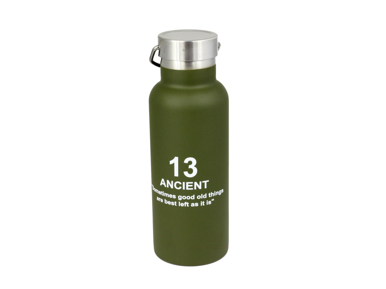 Ancient Stainless Bottle | Army Green