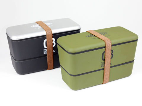 Ancient Bento Box | Black par  Showa - Bento&co - La boutique spécialiste du Bento, en direct de Kyoto