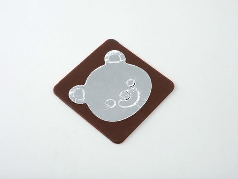 Animal Toast Kawaii par  Arnest - Bento&co - La boutique spécialiste du Bento, en direct de Kyoto