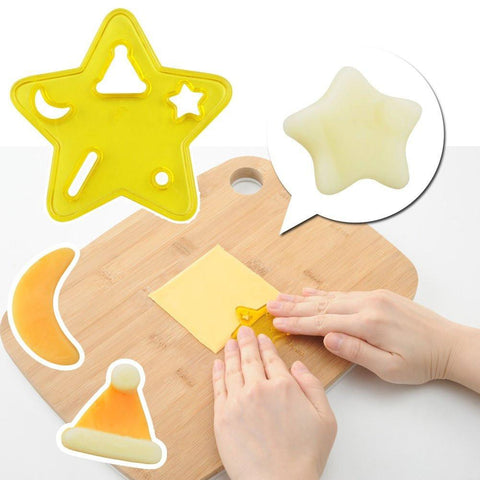 Deco Stick Toast Stamps
