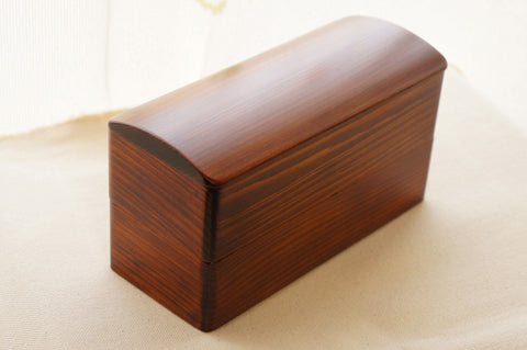 Kinokura Senyuu Bento Box | Hinoki Two Tier