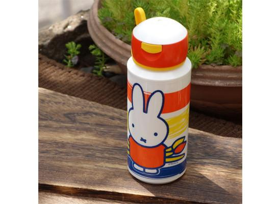 Drinking Bottle Pop-Up | Miffy par  Space Joy - Bento&co - La boutique spécialiste du Bento, en direct de Kyoto