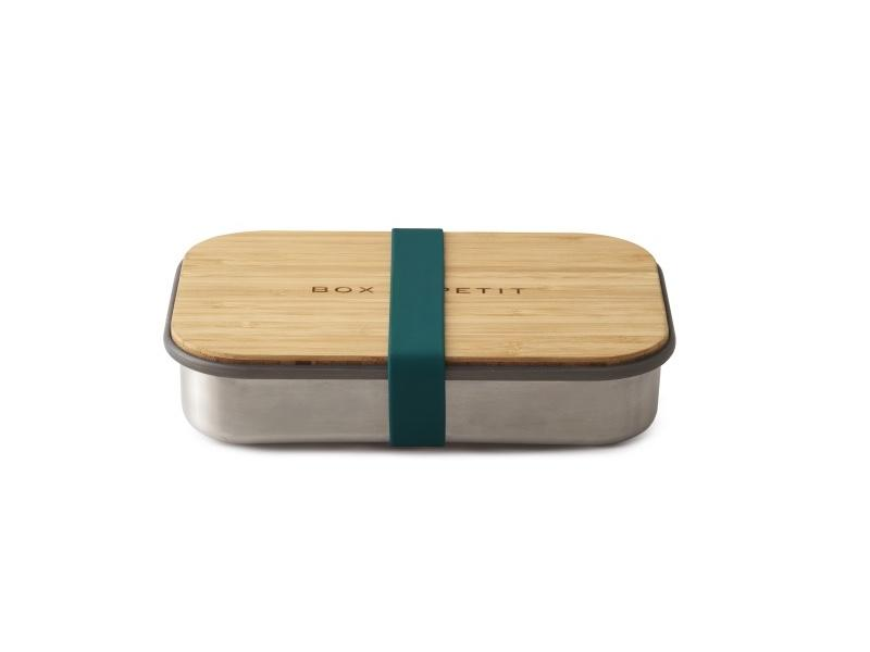 Black + Blum Stainless Steel Sandwich Box | Ocean