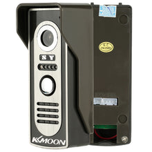LCD Wired Video Door Phone System