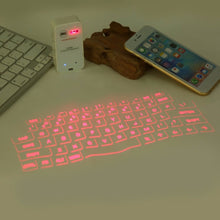 Mini Portable Laser Virtual Projection Keyboard And Mouse