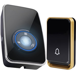 SMATRUL self powered Waterproof Wireless DoorBell