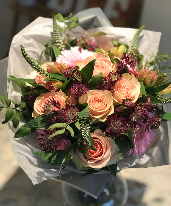 Bella - Handtied Bouquet