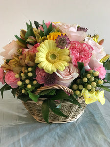 Basket of Spring Delight