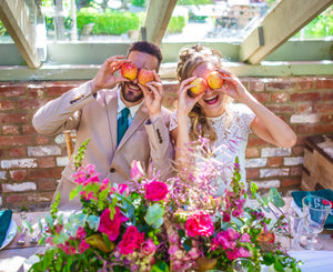 Summer Outdoor Wedding