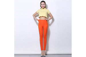 High Quality Leggings with Super Wide Waistband - Choose from a variety of colours S - 5XL - My Chronic Style