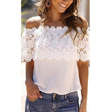 Beautiful Off the Shoulder Summer Top - My Chronic Style