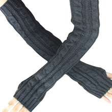 Arm-length Fingerless Gloves - My Chronic Style